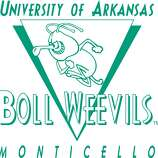 Arkansas-Monticello Boll WeevilsUniversity of Arkansas at MonticelloMonticello, Ark.Boll weevil? That beetle that feeds on cotton? Yep. And the women's teams are known as the Cotton Blossoms.