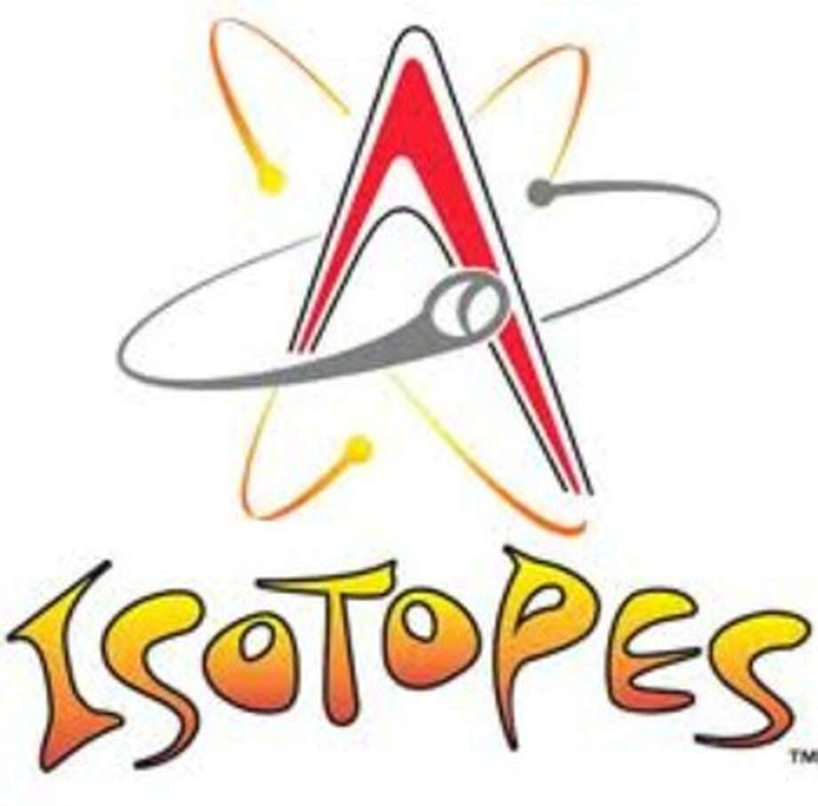 Albuquerque IsotopesMinor League Baseball (Triple-A)Albuquerque, N.M.The team name actually came from ''The Simpsons.'' In an episode of the TV show, the Springfield Isotopes baseball team threaten to leave town and go to Albuquerque. So in real life, when this team moved from Alberta, Canada, to New Mexico, ''Isotopes'' won out in a fan vote.