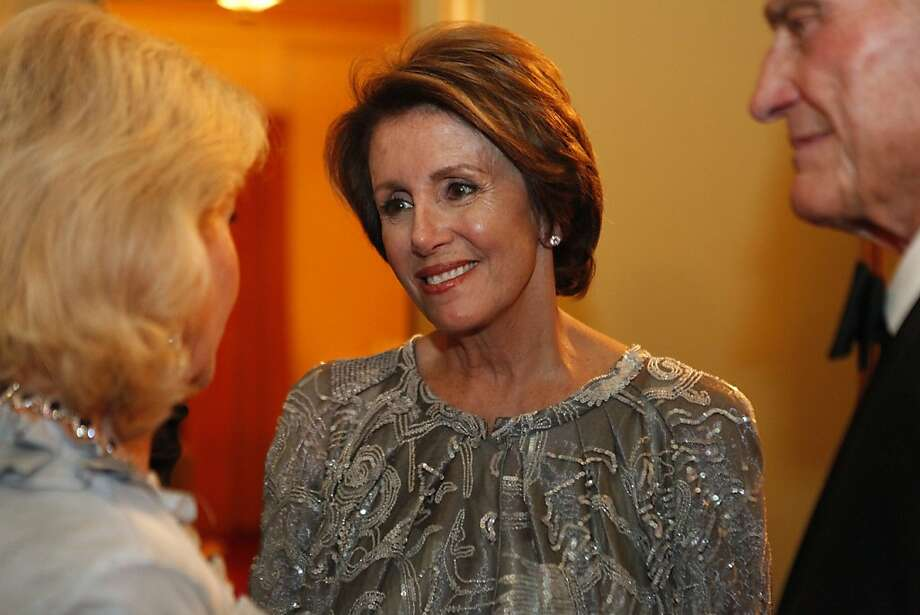 "9. Nancy Pelosi: ""The classic bob on a great modern California woman."" Photo: Alex Washburn, Special To The Chronicle"