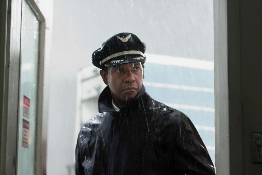 """Flight""Nominations: actor (Denzel Washington)In theaters: GoneOn DVD: Feb. 5Denzel Washington plays Whip Whitaker in Flight. Photo: Robert Zuckerman, AP / Paramount Pictures"