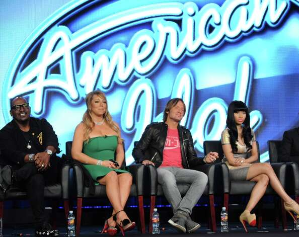 Judges Randy Jackson, Mariah Carey, Keith Urban and Nicki Minaj came to San Antonio to judge the talent here. Frank Micelotta/FOX