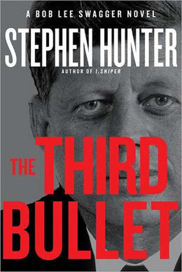 "Stephen Hunter's new novel ""The Third Bullet"" is a self-aware thriller that knows it will compete amid many books, nonfiction and fiction alike, that will mark this year's 50th anniversary of the John F. Kennedy assassination in Dallas. If nothing else, ""The Third Bullet"" will be distinctive."