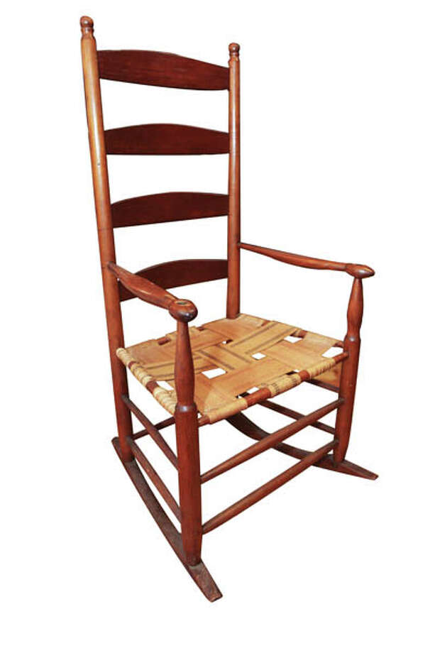 Rocking Chair1820s New England country rocker, $125. Find it at Black Sheep Antique Center.