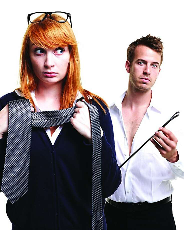 Spank! The Fifty Shades Parody Photo: Mills Entertainment