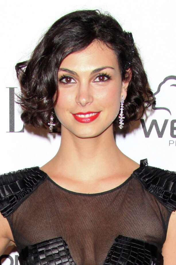 Morena Baccarin attends the ELLE Women in Television Celebration presented by Hearts on Fire Diamonds and Wella Professionals held at Soho House on January 24, 2013 in West Hollywood, California. Photo: Tommaso Boddi, Getty Images / 2013 Getty Images