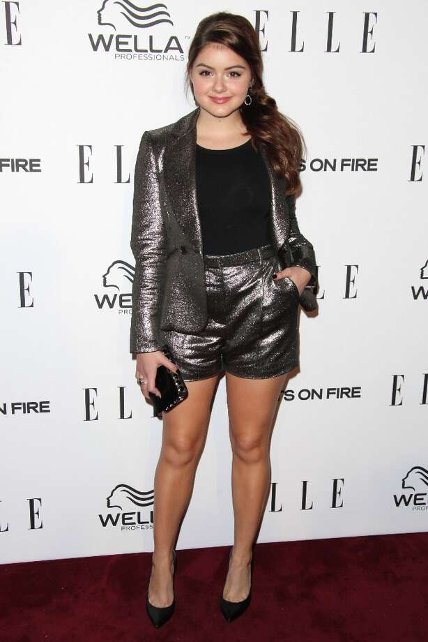 Ariel Winter attends the ELLE Women in Television Celebration presented by Hearts on Fire Diamonds and Wella Professionals held at Soho House on January 24, 2013 in West Hollywood, California. Photo: Tommaso Boddi, Getty Images / 2013 Getty Images