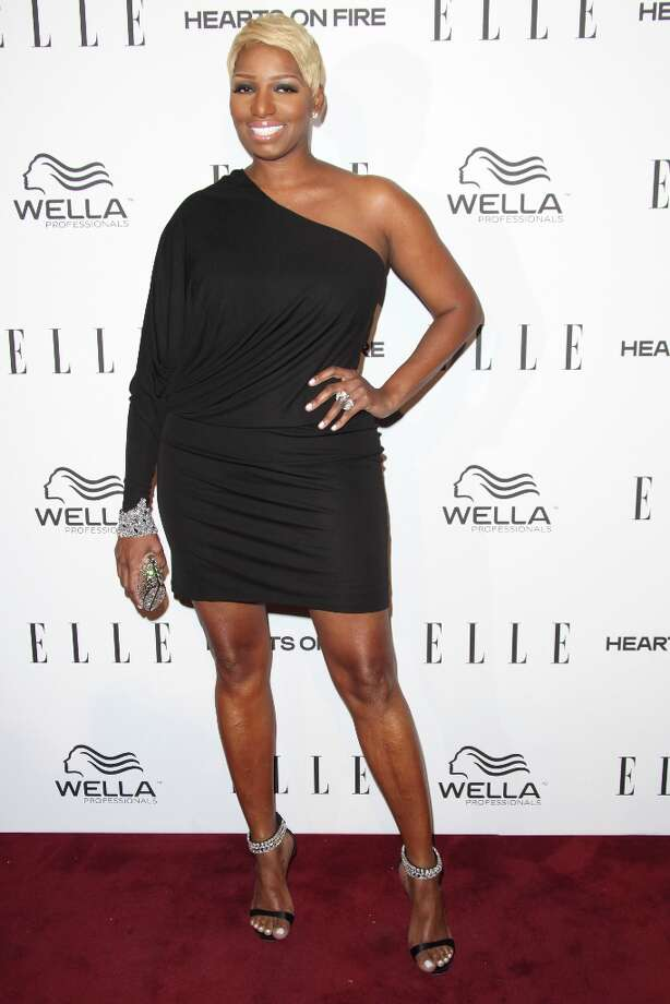 NeNe Leakes attends the ELLE Women in Television Celebration presented by Hearts on Fire Diamonds and Wella Professionals held at Soho House on January 24, 2013 in West Hollywood, California. Photo: Tommaso Boddi, Getty Images / 2013 Getty Images