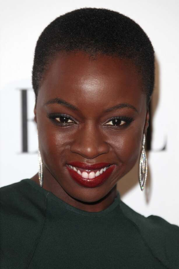 Danai Gurira attends the ELLE Women in Television Celebration presented by Hearts on Fire Diamonds and Wella Professionals held at Soho House on January 24, 2013 in West Hollywood, California. Photo: Tommaso Boddi, Getty Images / 2013 Getty Images