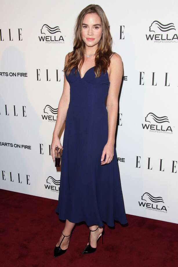 Christa B. Allen attends the ELLE Women in Television Celebration presented by Hearts on Fire Diamonds and Wella Professionals held at Soho House on January 24, 2013 in West Hollywood, California. Photo: Tommaso Boddi, Getty Images / 2013 Getty Images