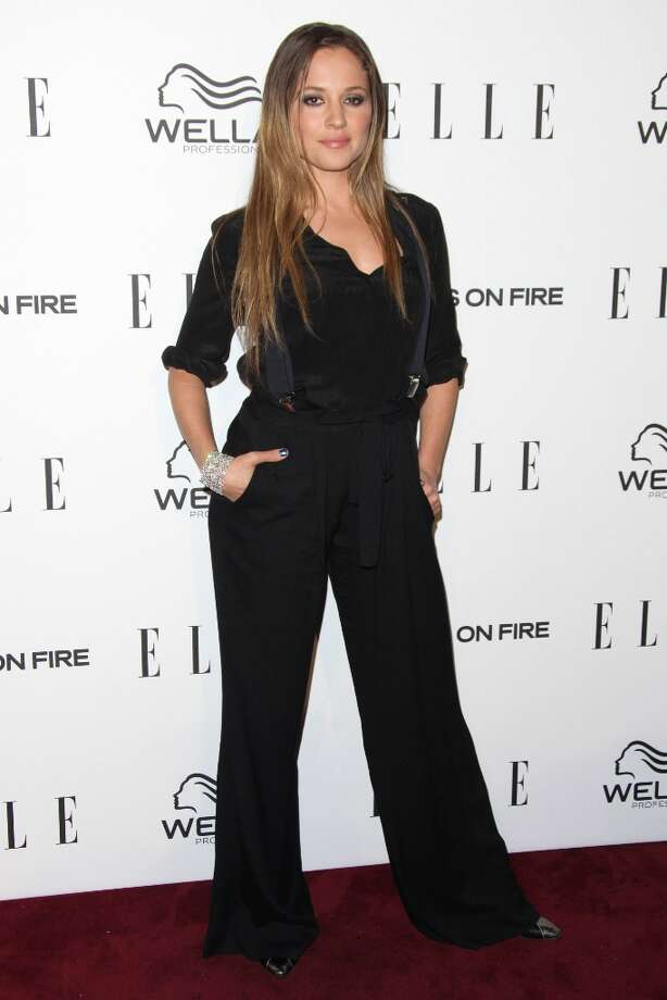Margarita Levieva attends the ELLE Women in Television Celebration presented by Hearts on Fire Diamonds and Wella Professionals held at Soho House on January 24, 2013 in West Hollywood, California. Photo: Tommaso Boddi, Getty Images / 2013 Getty Images