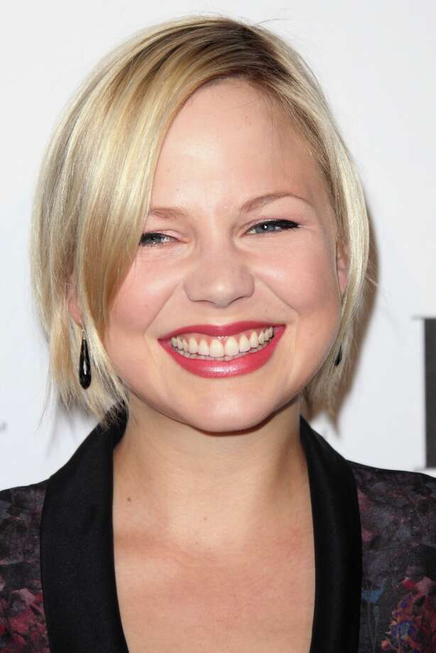 Adelaide Clemens attends the ELLE Women in Television Celebration presented by Hearts on Fire Diamonds and Wella Professionals held at Soho House on January 24, 2013 in West Hollywood, California. Photo: Tommaso Boddi, Getty Images / 2013 Getty Images