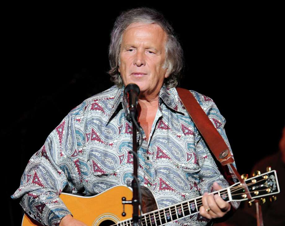 In this Juy 3, 2012 file photo provided by the Las Vegas News Bureau, Don McLean performs at the  Las Vegas Hotel and Casino in Las Vegas. McLean has been fined $400 for driving his Chrysler too fast through a school zone in Maine and has paid the levy. He had contested the charge in September, saying school zone warning lights weren't flashing. He had requested a trial. Police said during a 40-minute proceeding in Rockland District Court on Thursday, Jan. 24, 2013, the warning lights were flashing. Judge Patricia Worth found McLean had been speeding in a school zone in Rockport. But she lowered what would be a $515 fine if uncontested to $400. McLean immediately paid up. McLean lives in nearby Camden, along Maine's coast.  (Photo/Las Vegas News Bureau, Darrin Bush) Photo: Darrin Bush
