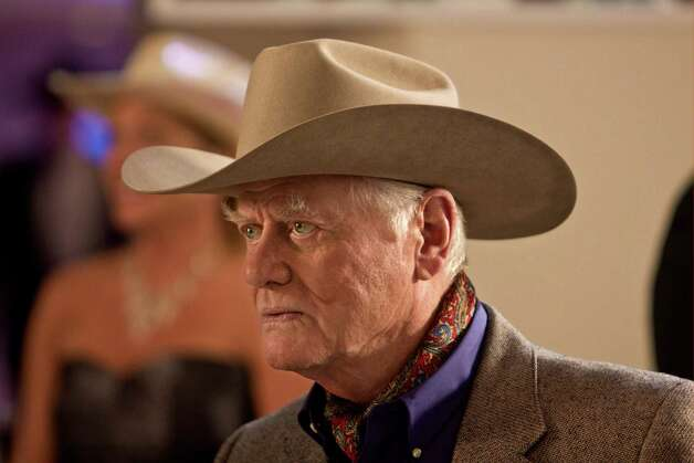 Larry Hagman returns as iconic J.R. in his final episodes of 'Dallas' on TNT. Photo: TNT
