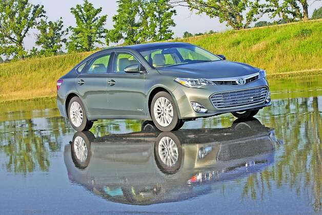 For want of a better description, the fourth-generation Avalon has become more Lexus-like for 2013. Photo: AvalonHybrid