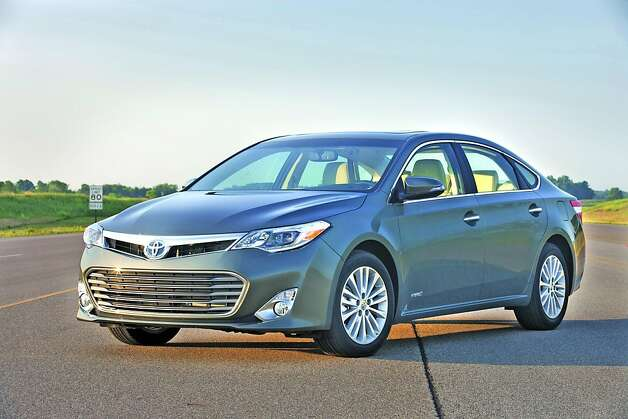 The Avalon is quite luxurious, and though it's not officially categorized as a sport sedan, it is capable of holding its own against many other, more expensive competitors. Photo: AvalonHybrid