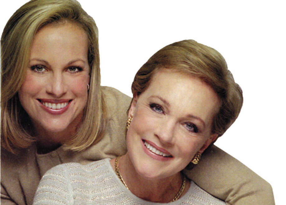 "Actress and singer Julie Andrews, right, and her daughter,  Emma Walton Hamilton, will appear Feb. 7 at the Fairfield University Bookstore to promote their new children's book,  âÄúThe Very Fairy Princess Follows Her Heart."" Photo: Contributed Photo / Fairfield Citizen contributed"