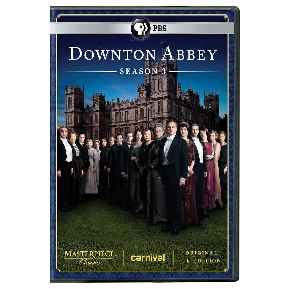 "New DVD of ""Downton Abbey"" season 3 Photo: --"