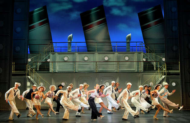 Anything Goes Photo: Joan Marcus / ©2012, Joan Marcus