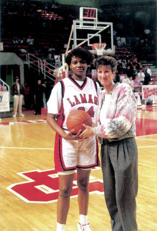 Former Lamar women's basketball player Uirannah Jackson. Photo: Courtesy Photo, Courtesy Photo