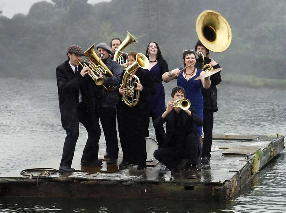 Brass Menazeri Photo: April Renae