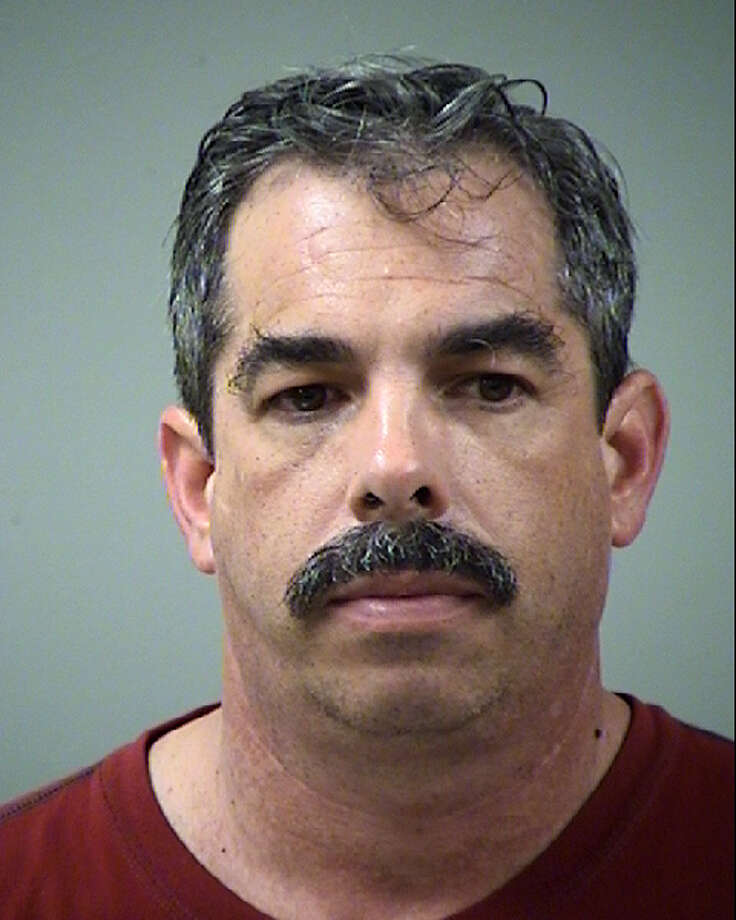 Mark McGee has been employed by with the Bexar County Sheriff's Office since December 2010. Photo: Couretsy Photo