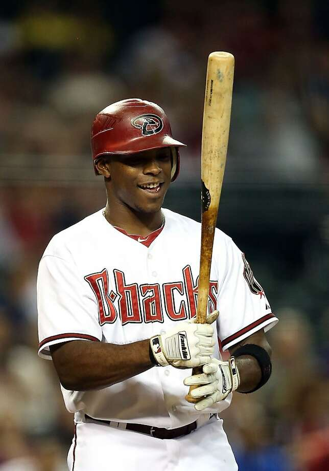 Justin Upton's exit seems to mark a purging of questionable attitudes from Diamondbacks. Photo: Christian Petersen, Getty Images