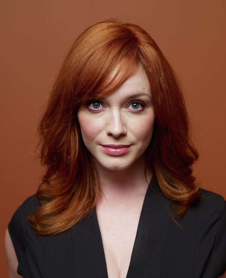 Christina Hendricks starred in the 2012 movie 'Ginger & Rosa,' where premiered last September at the Toronto International Film Festival. Photo: Matt Carr, Getty Images / 2012 Matt Carr