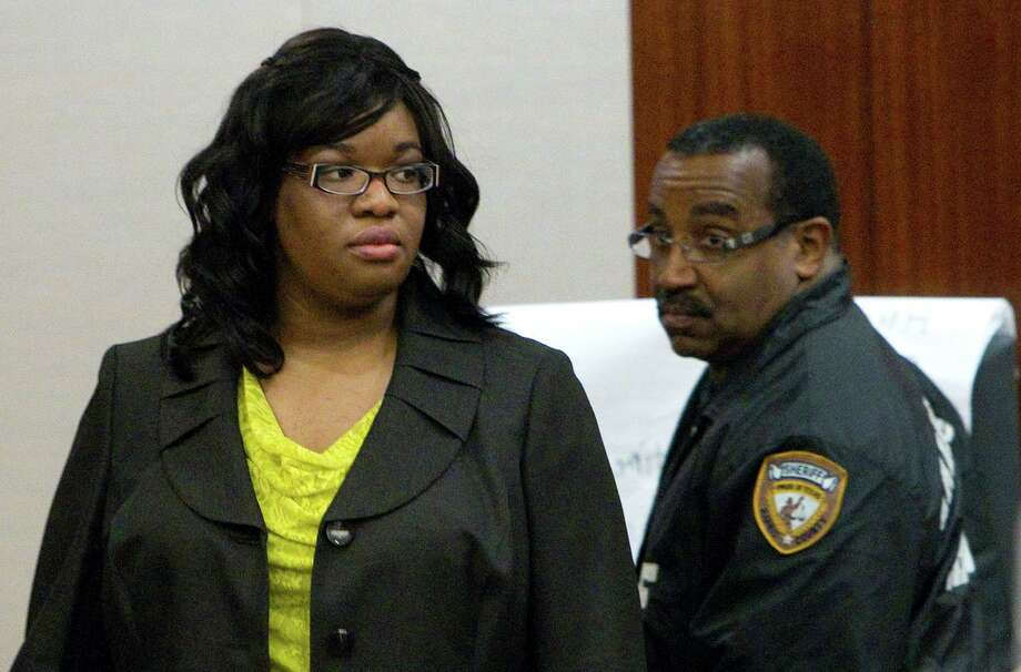 Friday's decision means Jessica Tata will now go to prison. Photo: Johnny Hanson, Staff / © 2012  Houston Chronicle