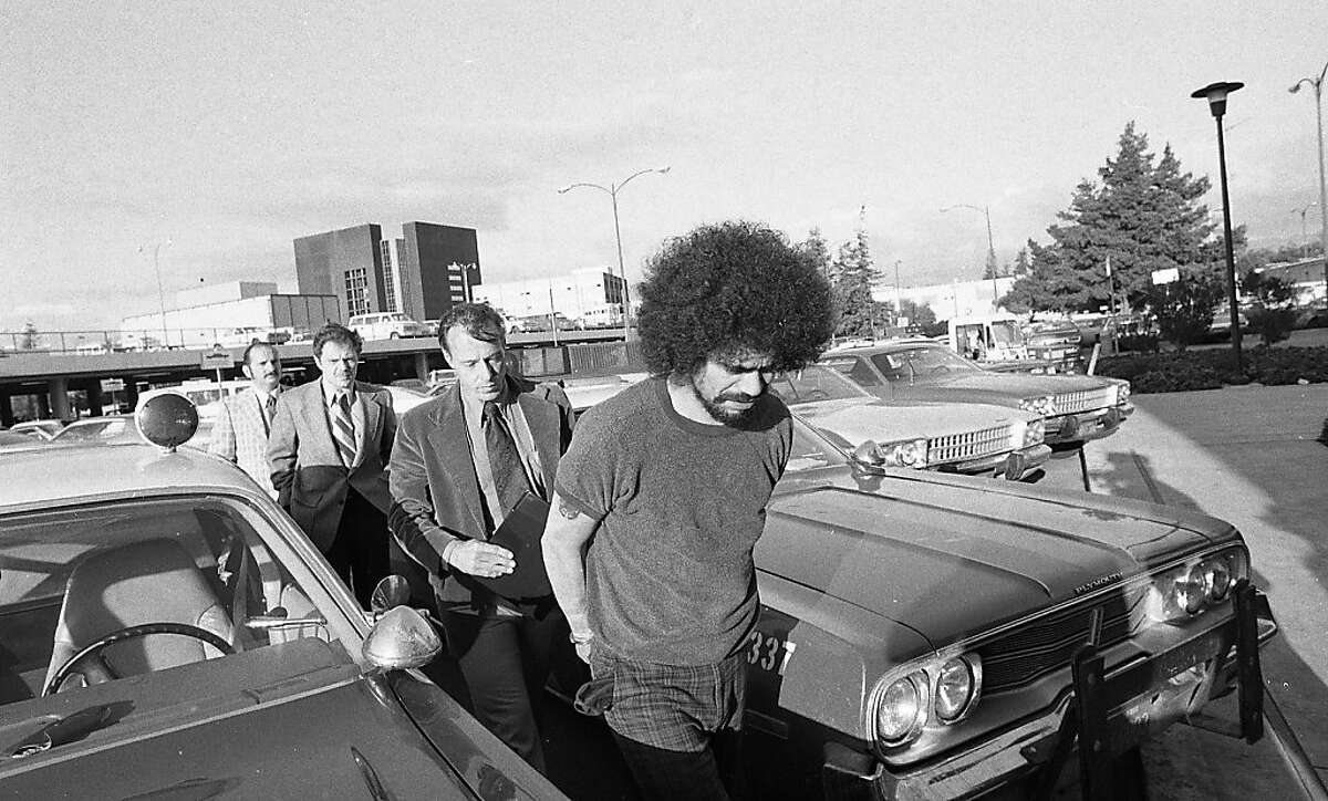 Tower of Power lead singer, Rick Stevens, is arrested on Feb. 19, 1976 for multiple murders committed in Boulder Creek and San Jose.