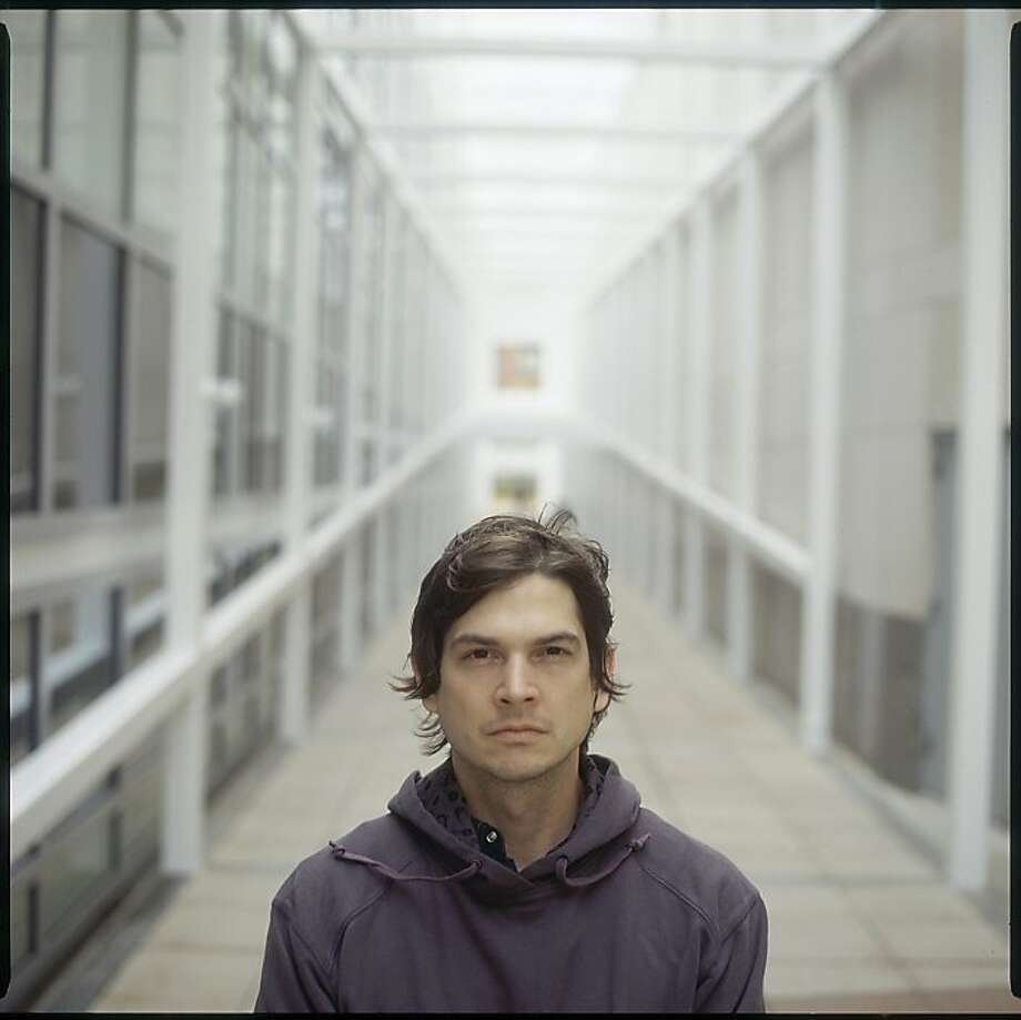 Glenn Kotche, solo percussionist and Wilco drummer. Photo: Michael Wilson