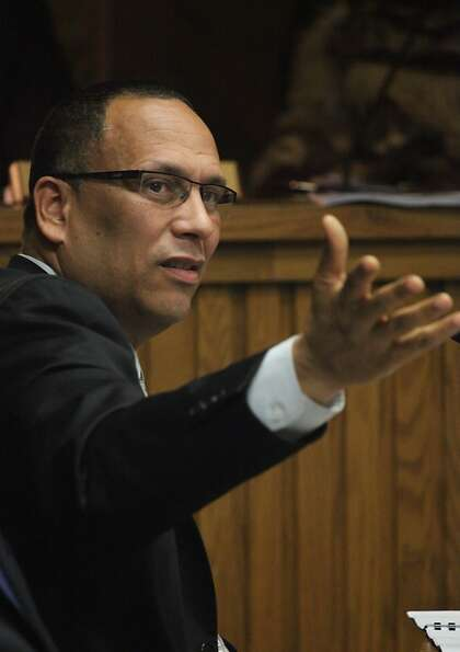 Henry Alvarez, S.F. Housing Authority director, will be vested in his pension on April 30.