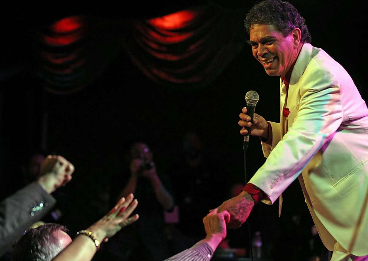 Rick Stevens the former Tower of Power lead singer, sang his hit song ?'Your Not A Young Man