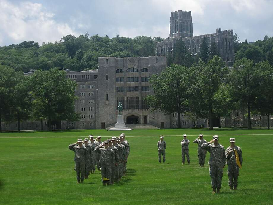 West Point Photo: Rob McFarland, Special To The Chronicle