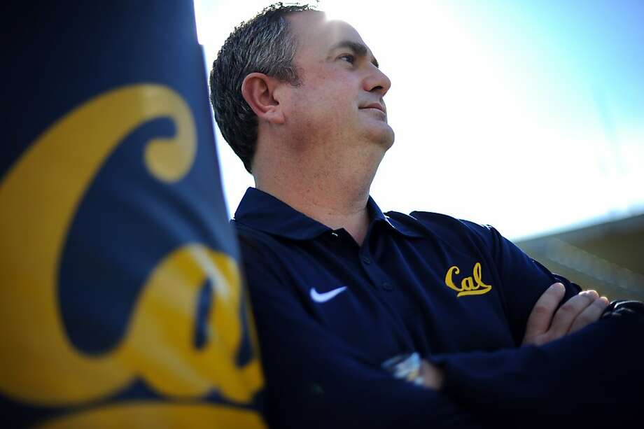 Hoping to build a family atmosphere in his program, Sonny Dykes has made it a point to live close to campus. Photo: Michael Short, Special To The Chronicle