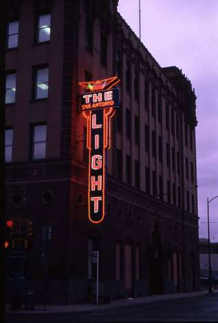 Readers share their memories of the San Antonio Light newspaper, which closed in 1993. The newspaper building, pictured here in 1989, still stands on the corner of Broadway and McCullough. Photo: File Photo