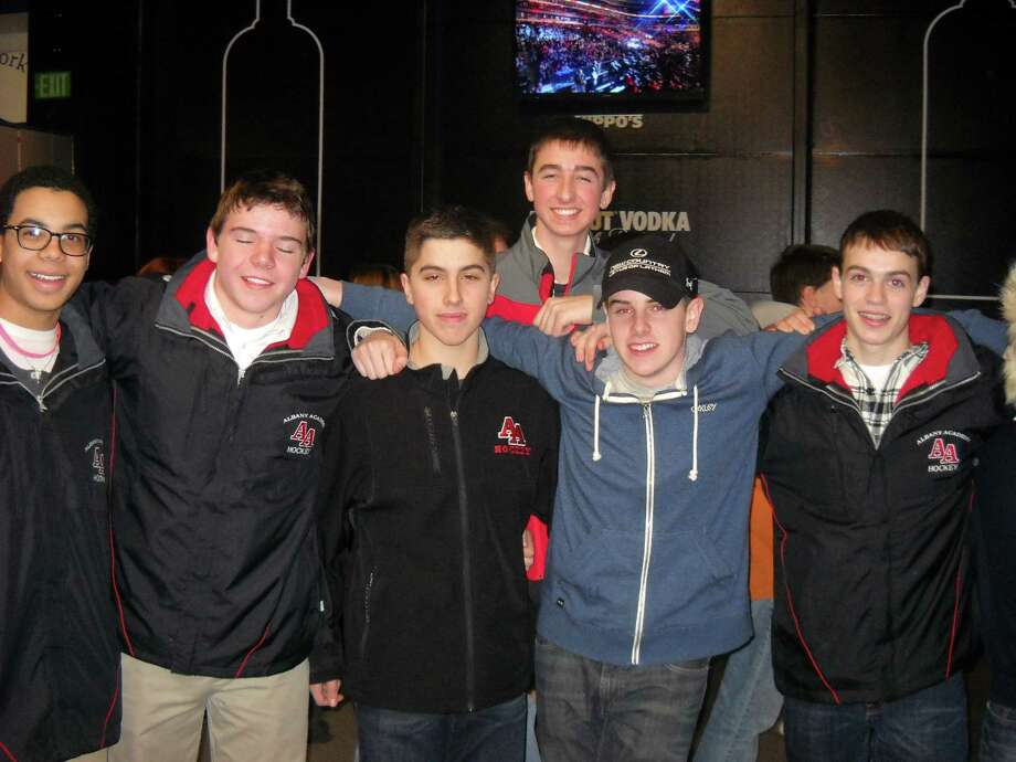 Were you Seen at the Union vs. RPI hockey game at the Times Union Center on Saturday, Jan. 26, 2012? Photo: Kaitlyn Jasnica