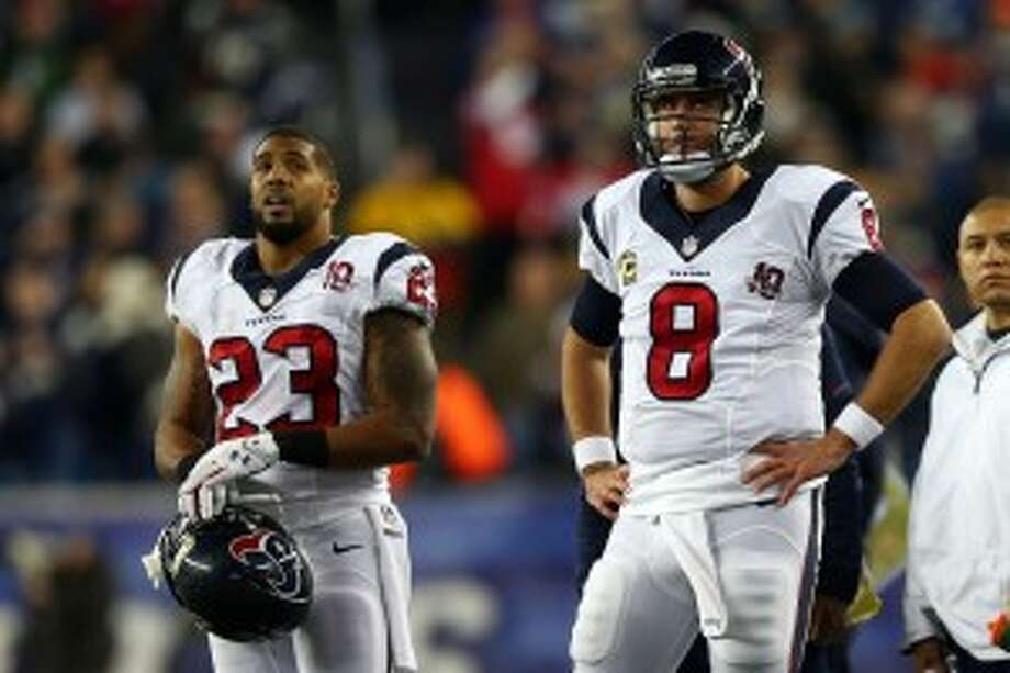 I've never met anybody without a little bit of ego.— Arian Foster (@ArianFoster) February 28, 2013