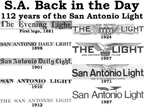To mark the 20th anniversary of the San Antonio Light's last edition on Jan. 28, 1993, we've combed through the archives to bring you 100 Light covers chronicling historic events from the 19th and 20th centuries. Enjoy! Compiled by Merrisa Brown, mySA.com.Warning: Some words used on older newspapers are considered offensive today. Note: Dates are the date of the San Antonio Light edition, not necessarily the event.Sources: San Antonio Light archives, Handbook of Texas Online, Texas Transportation Museum, San Antonio River Walk, Fairmount Hotel and Wikipedia. Photo: San Antonio Express-News Photo Illustration