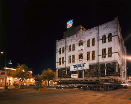 The Fairmount Hotel in wheels. Photo: Courtesy Photo