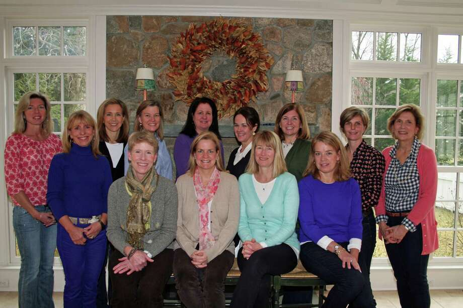 The committee members planning the Turning Love into Power III fundraiser for the Rasmussen Encephalitis Children's Project, include, in front row from left, Deb Wohlberg, Karen Dunn, Danielle Granath and Jill Walker. Back row, Alison Shanahan, Peggy Kaminsky, Susan Ballard, Laura Maier, Margaret Arrix, Deena Archey, Laurie Orem, Beth O'Shea and Virginia Aoyama. Photo: Contributed
