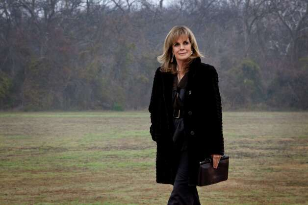 Linda Gray reprises her role on the TV series Dallas. Photo: Courtesy Photo