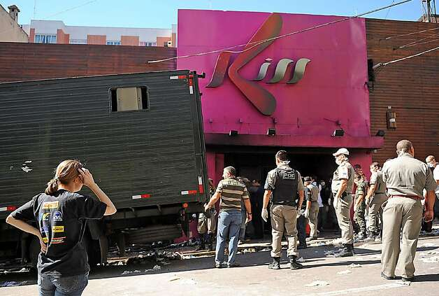 --- BRAZIL OUT ---