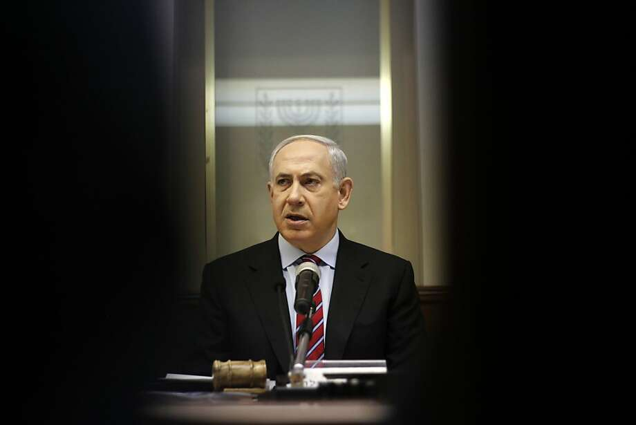 Israeli Prime Minister Benjamin Netanyahu speaks of the threat. Photo: Ariel Schalit, Associated Press