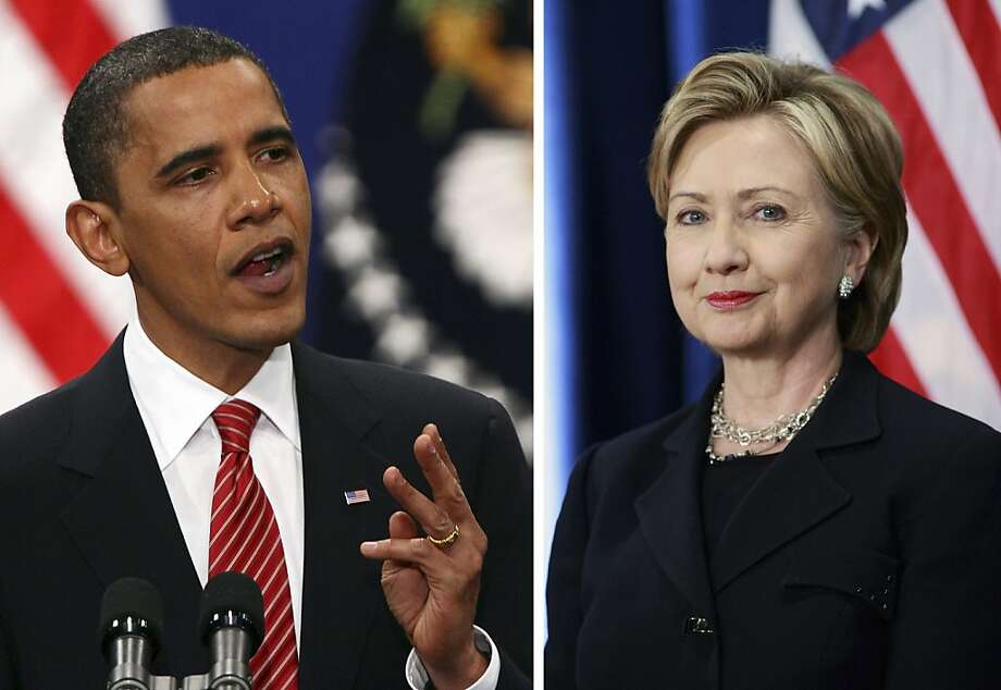 Barack Obama Photo: Scott Olson, Getty Images