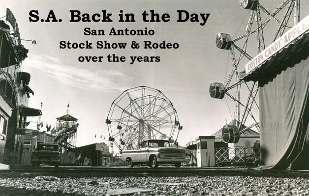 We've rounded up the best photos from the San Antonio Stock Show & Rodeo. Enjoy! Compiled by Merrisa Brown, mySA.com.PHOTO: The midway at the San Antonio Stock Show & Rodeo is seen on Feb. 17, 1966. Photo: San Antonio Express-News File Photo