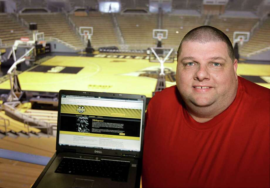 """Kevin Long is the CEO of YouDiligence, a company that tracks athletes' social media pages for potentially damaging posts. The company calls its service """"reputation management for student-athletes."""" Photo: Michael Conroy, STF / AP"""