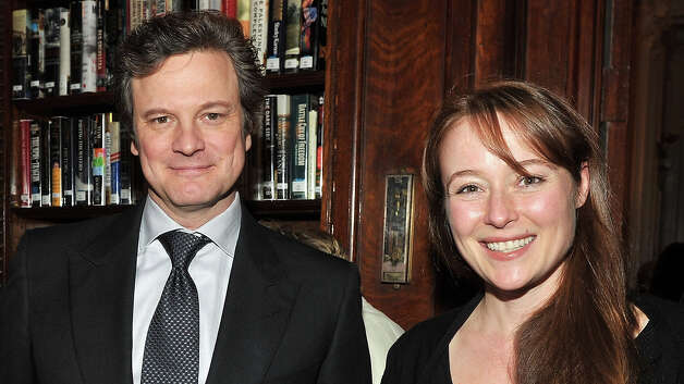 Colin Firth and Jennifer Ehle, shown here in 2011, starred in the extremely popular 1995 British mini-series version. Photo: Stephen Lovekin, Getty Images For The Weinstein C / 2011 Getty Images