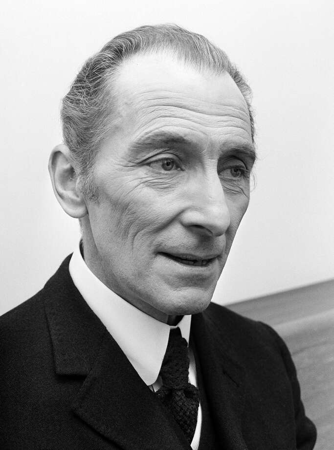 Peter Cushing, better known to American viewers as Grand Moff Tarken in Star Wars, starred in a 1952 version. Photo: Frank Tewkesbury, AP / AP1969