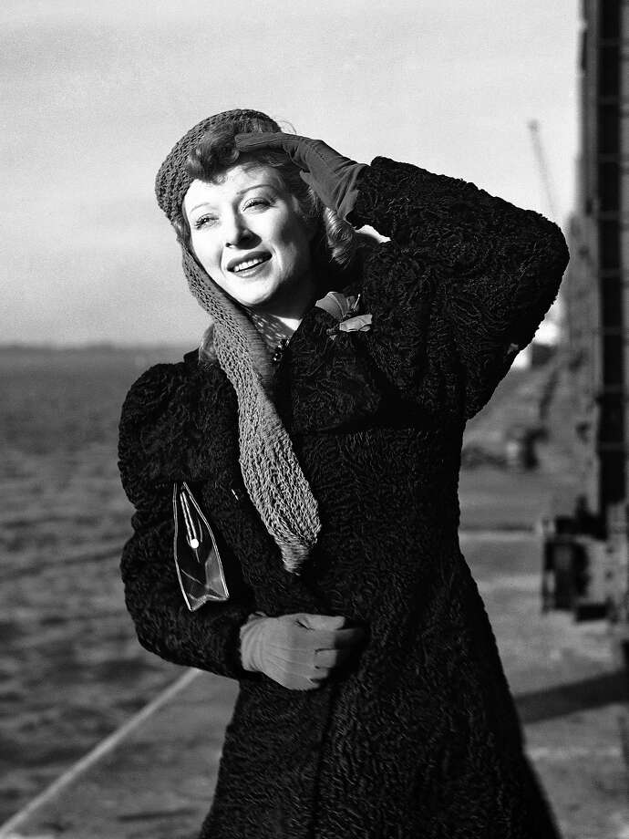"But well-known film versions date back over seventy years: British born actress Greer Garson known for ""Good-Bye Mr. Chips,"" starred in the 1940 adaptation. Photo: ASSOCIATED PRESS / AP1938"