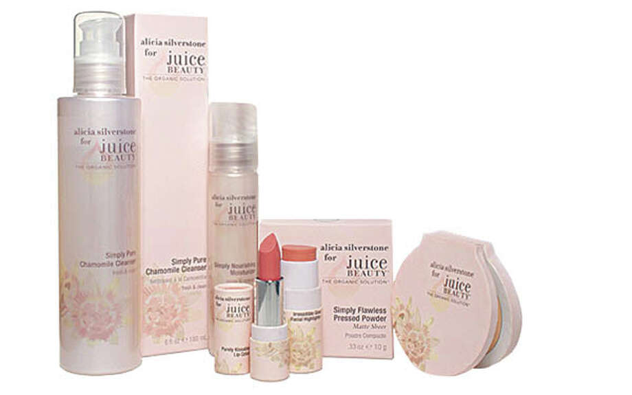 Be Kind to Your SkinBe kind to your body and the environment with these eco-friendly, certified organic and vegan products from The Kind Diet author and actress Alicia Silverstone. The collection consists of a 6oz. Simply Pure Chamomile Cleanser, a 2 oz. Simply Nourishing Moisturizer, a.33 oz. Simply Flawless Pressed Powder, a .17 oz. Irresistible Glow, a Facial Highlighter and a .12 oz. Purely Kissable Lip Color. Perfect for anyone looking to avoid chemical-filled beauty products. $75.00. Visit juicebeauty.com.